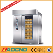 Commercial High Quality Bakery Rotary Oven with Prices/Bread Rotary Rack Ovens Hot Sale/Baking Oven