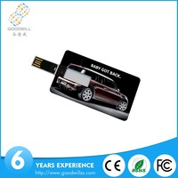 Wholesale Cheap 4Gb 8Gb Usb Stick Custom Logo Oem Business Credit/Visa/Slim/Flip Card Type Flash Memory Usb