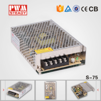 factory direct good 18v power supply driver LED 75w, led power supply OEM