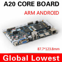 The built-in memory Multi function board AD200 New arrival assembly mainboard palm size motherboard