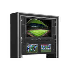 "Lilliput 15.6"" Carry-on Broadcast director monitor, application for CCTV monitoring & making movies"