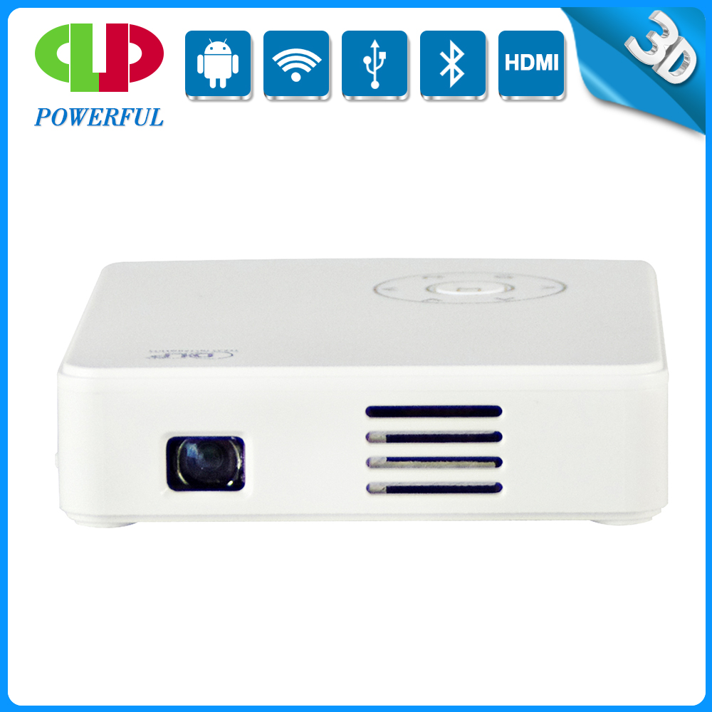 Mini 3D DLP Full HD 1080p 5000lumen and high quality LED light projector for business/home/education