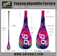 wholesale sup paddle novelty inflatable surfboards carbon paddle