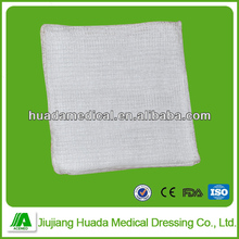 For Surgery Medical Disposable Absorbent Cotton Gauze Swab