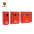 Different size fire extinguisher box fire extinguisher cabinet for fire fighting