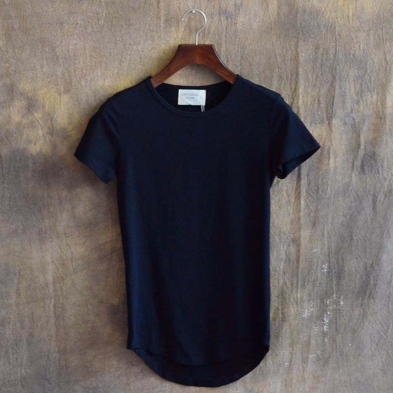 wholesale mens hot sale popular manufactures OEM high quality latest design men premium quality t shirts
