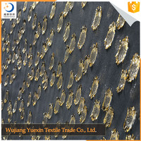 Latest Style New Design imitated silk fabric