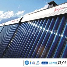 European style evacuated solar collector heat pipe thermal collector