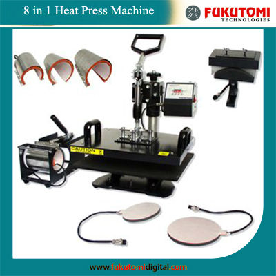 multifunction heat press transfer machine for sale