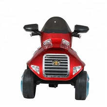 Baby child ride on electric plastic motorcycle tricycle battery