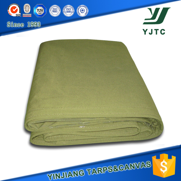 Heavy Duty Rip-Stop Cotton Canvas cover500g