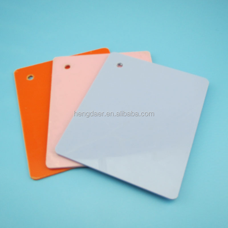 clear ABS Plastic sheet Melting Temperature ABS Sheet