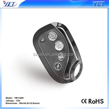 roller shutter motor remote control YET029