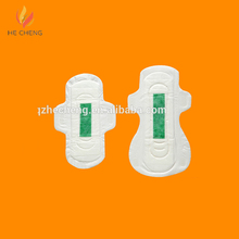 Cotton Disposable Feminine Sanitary Napkins Manufacturer at 320mm