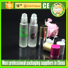 only you cosmetics perfumes packaging roll on glass bottle
