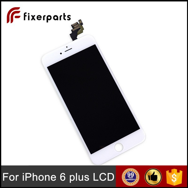 For apple iphone 6plus replacement lcd screen, for iphone 6 plus lcd with digitizer