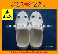 antistatic cleanroom shoes four holes esd shoes