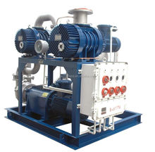 stable JZJSK series Roots-liquid ring pump system in vacuum evaporation,low price