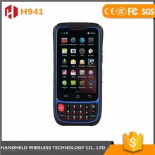 Alibaba china supplier Android 4.4.2 Handheld Wireless H941 rugged IP 65 pda pdas