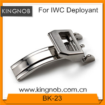 For IWC Buckle 18mm
