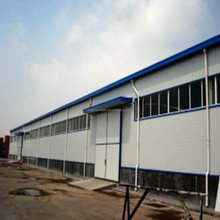 High quality cheap standard steel structures standard warehouse