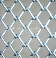 Chain Link Fence Poultry cage