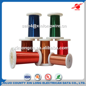 Manufacturer China Pure Copper Wire 99.99% Enamelled Copper Wire for Rewinding Motors