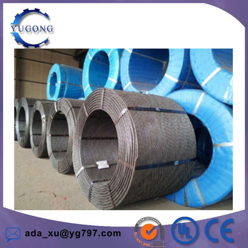 High Tension Steel Wire reinforced precast steel anchorage
