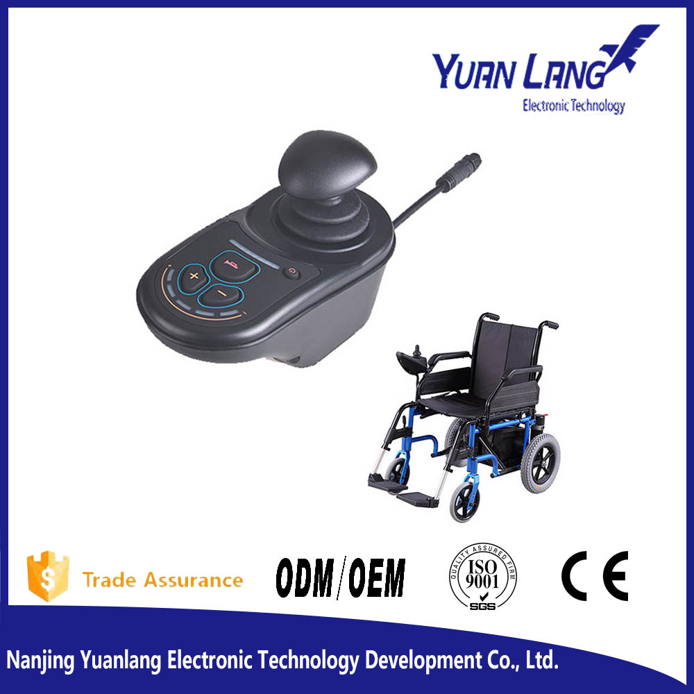 Wheelchair Spare Parts & Wheelchair Controller And Motor