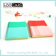 LOOKING Fancy Custom Spiral Notebook With Dividers