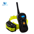 2017 Alibaba Express In Spanish 660yds Remote Control Bark Terminator, Electronic Humane Anti Dog Bark Collar