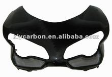 Carbon upper fairing motorcycle parts fits ducati