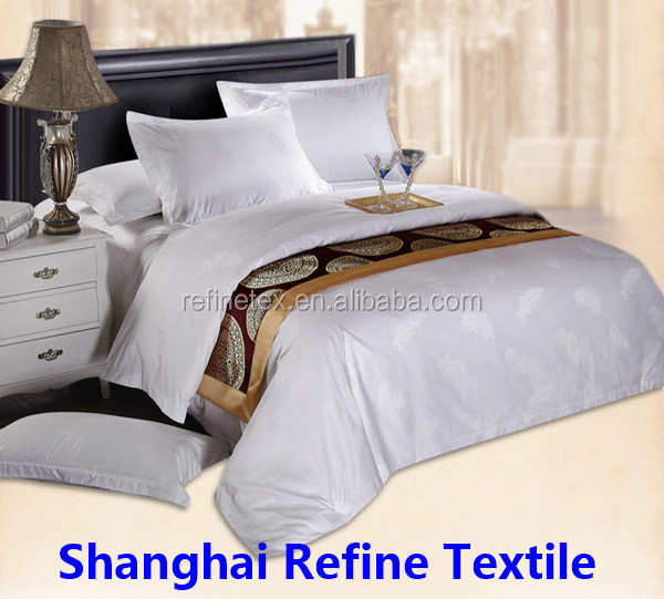 Hotel bed sheets,Hotel bed linen,Supplier hotel linen