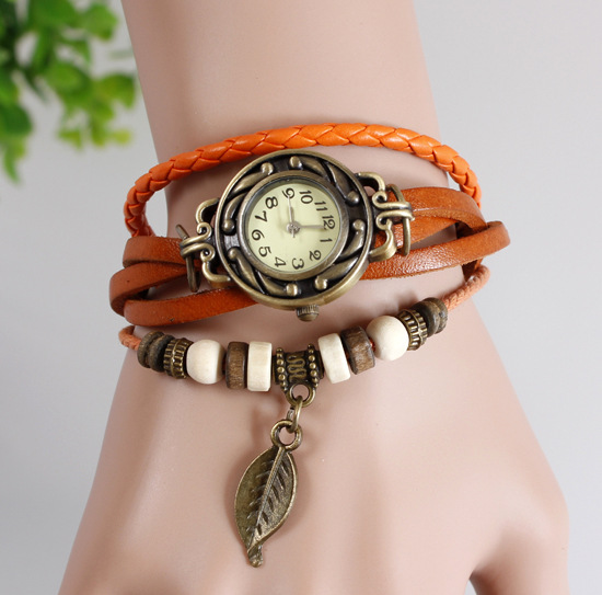 Cheap price wholesale import watches.Lady vintage watches hot in the market wholesale import watches.