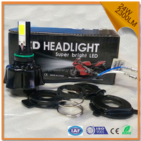 led projector headlight for electric motorcycle 360 degree
