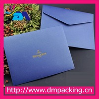 Hign Quality Blue Color Paper Wedding