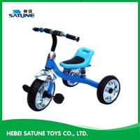 2016 China wholesale New style High quality cheap baby tricycle for children