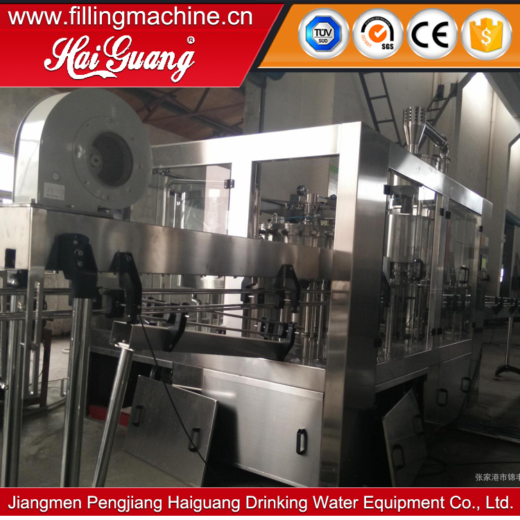 China factory alcoholic beverage filling machine/juice filling production line