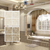 China cheap prices and good quality for bathroom tiles