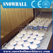 CE APPROVED HIGH QUALITY Board Belt Tunnel Freezer IQF Machine Individual Quick Freezer