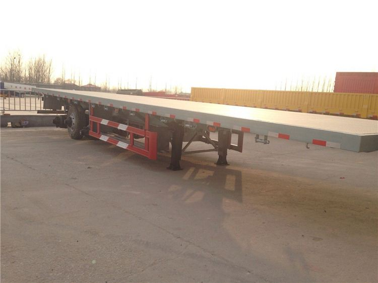 3 axle trailer camper, 40ton load Side Curtain cargo trailer, 40ft curtain side truck trailer for sale