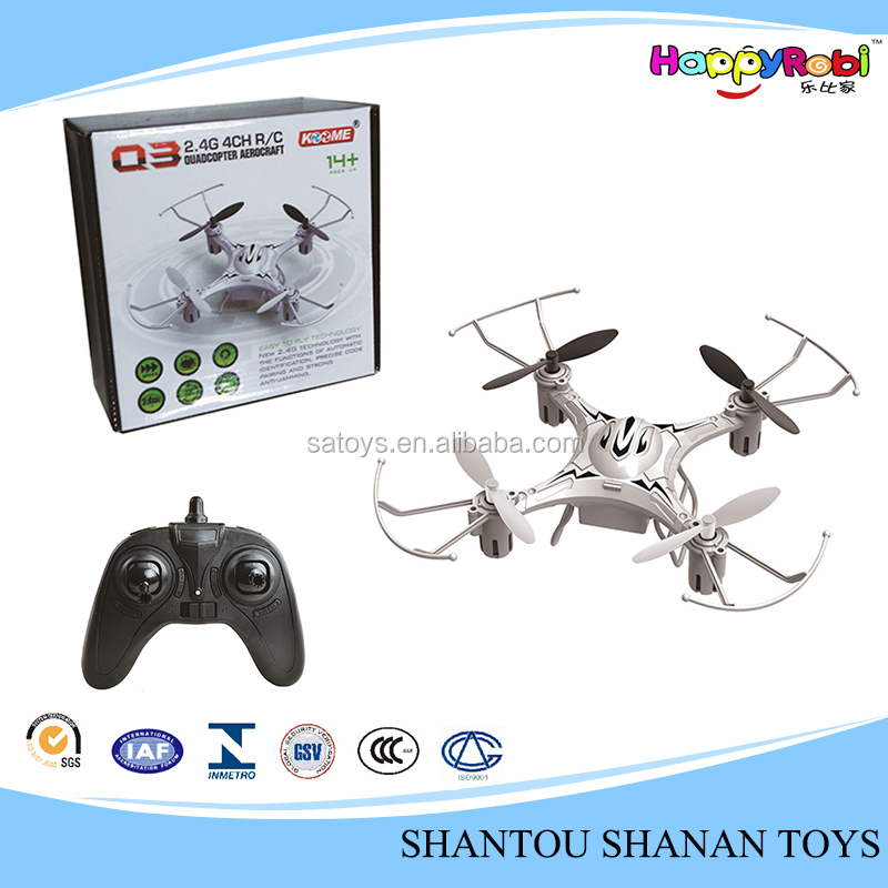 Hot sale 2.4GHz 4 channel rc mini UFO with Gyro