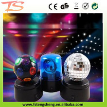 Small locker disco ball led spinning disco lights mirror ball