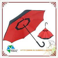 2016 Innovative Reverse Umbrella With Anti