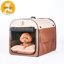 Luxury Pet Paradise Outdoor Dog Bed With Canopy