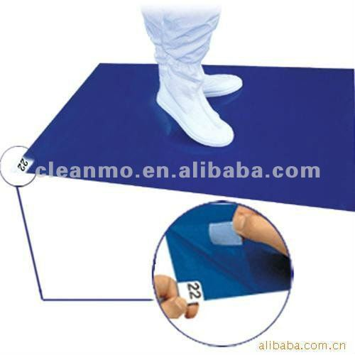 antimicrobial hospital floor sticky mat, 2015 hot sale