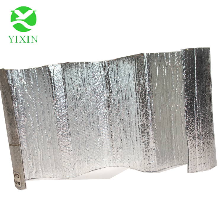 silver insulation foam adhesive cutting mat foil xpe/pe roll
