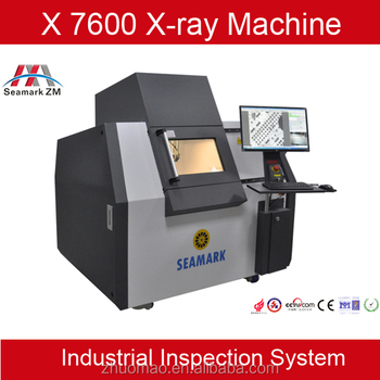 x-ray bga machine ray inspection systems manufacturers X 7600 X-ray inspection machine for electronic components