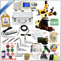 New Complete set Tattoo machine tatoo kit tattoo equipment set