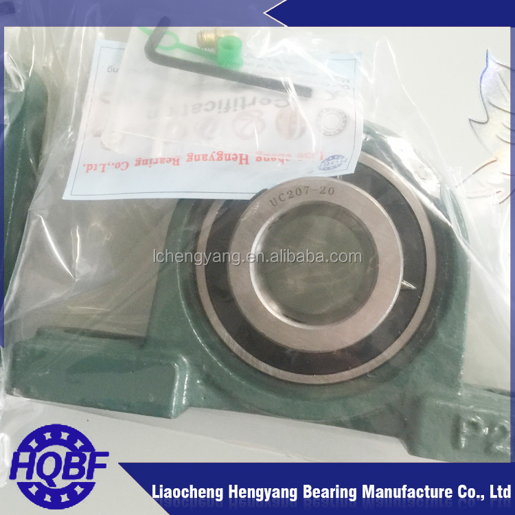 High demand products different kinds of pillow block bearings